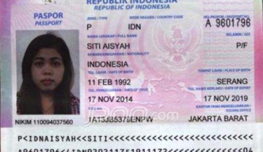 Benarkah Siti Aisyah Agen Korut? Ini Analisis Pakar Intelijen...