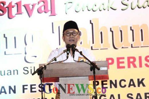 Mewujudkan Keadilan dan Kesejahteraan, Ketua MPR: Hanya Satu Kuncinya, Bersatu!
