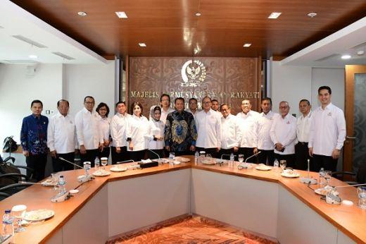 MPR RI dan KADIN Indonesia Teken MoU Sosialisasi Empat Pilar