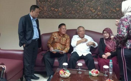 Perjuangkan Aspirasi, Wakil Ketua DPD Fasilitasi Pertemuan Wabup Bengkulu dengan Menteri PUPR