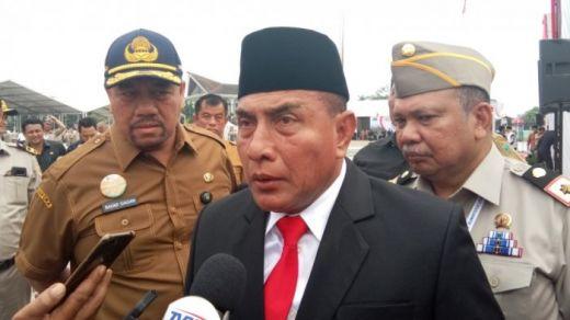 Dilaporkan ke KPK Terkait Persoalan HGU PTPN, Gubsu Edy Murka