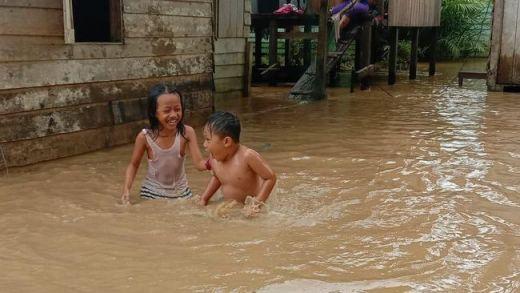 Banjir Kembali Landa Calon Ibu Kota Baru, 379 Jiwa Terdampak