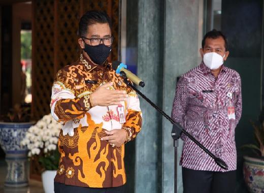 Pandemi Covid-19, Pelantikan Bupati/Walikota akan Digelar Virtual