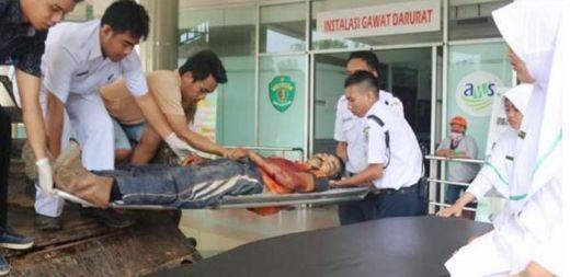 Tragis, Mertua Anggota DPRD Tewas Ditikam di Depan Rumahnya