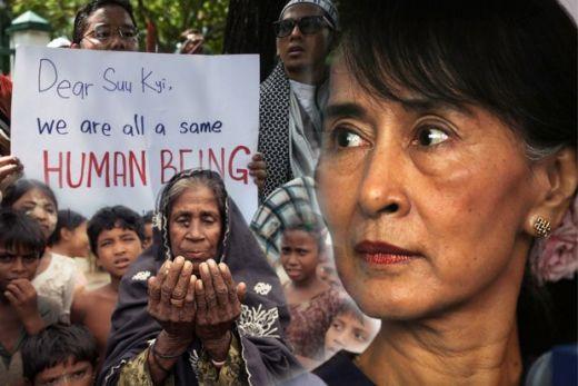 China dan Rusia Blokir Pernyataan DK PBB Soal Kekejaman Myanmar di Rohingya