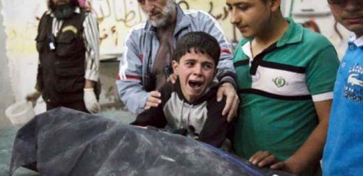Katanya Serang ISIS, Pasukan AS Malah Tewaskan 220 Penduduk Sipil
