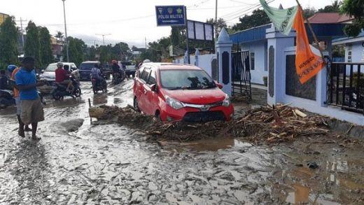 79 Jiwa Meninggal Dunia dan 43 Hilang Pascabanjir Bandang Sentani