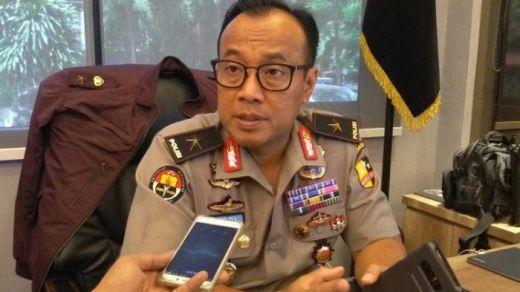 Kampanye Jokowi di Milenial Road Safty Festival, Polisi: Itu Spontan Warga