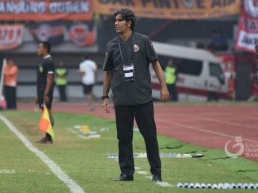 Teco Terus Jaga Kondisi Fisik Pemain Bali United FC