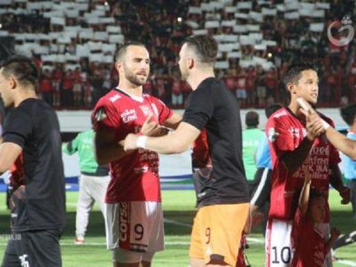 Bali United FC Dipaksa Akui Keunggulan Timnas U 23