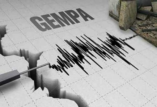 Pekalongan Diguncang Gempa 4,4 SR, Getaran Terasa Hingga Banjarnegara