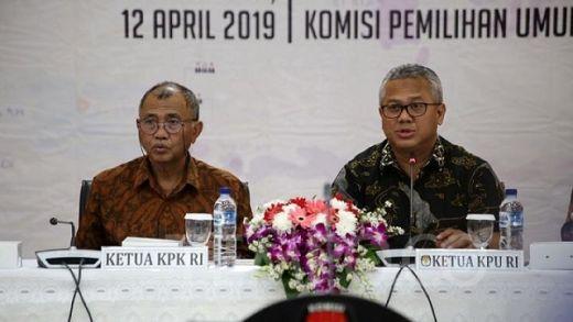 KPU Minta Kubu Jokowi dan Prabowo Tidak Saling Klaim Kemenangan