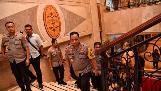 Intimidasi Wartawan Tempo, Kapolda akan Beri Sanksi Anggota Brimob yang Bertugas di KPU
