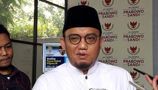 Bantah Isu Sandi Diusir Prabowo, BPN: Fitnah Itu!