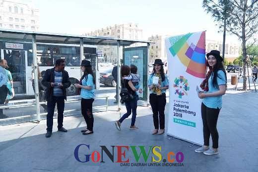 Sumsel Gencar Promosikan Asian Games di Baku