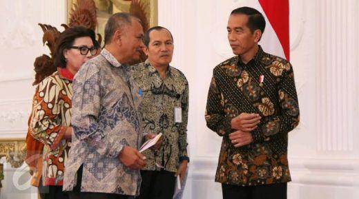 Jokowi Ajak KPK Awasi Penggunaan Dana Desa