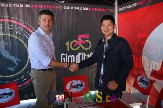 Tour de Indonesia Libatkan RCS Sport