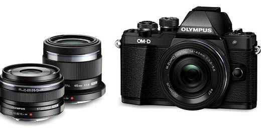 Berbekal Image Stabilizer 5 Axis, Olympus OMD E-M10 Mark II Jadi Kamera Wajib Traveler