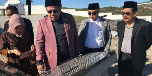 Delegasi DPR Tuntaskan Muhiba ke Cape Town untuk Second Track Diplomacy