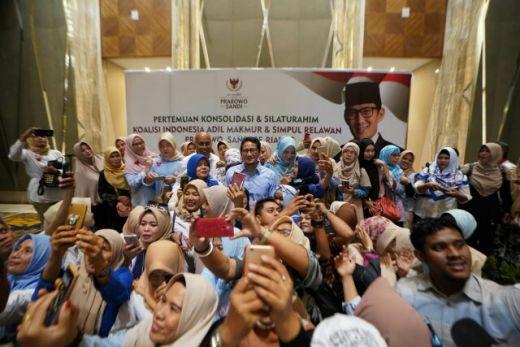 Menang di Seluruh Kabupaten-Kota, Sandiaga Uno: Warga Riau Inginkan Perubahan