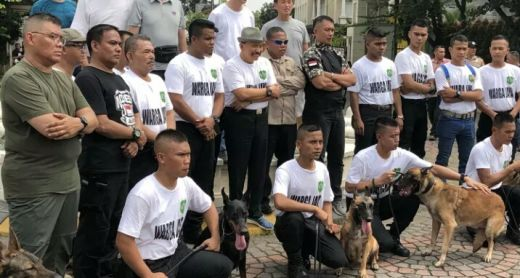 Halau Demonstran 22 Mei, Hendropriyono Siap Pinjamkan Ratusan Anjing Pelacak