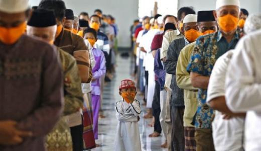 NU Bolehkan Salat Id di Masjid, Muhammadiyah Sarankan Digelar di Rumah