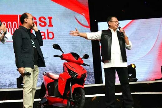 Menang Lelang Motor Jokowi, Pengusaha Asal Jambi Rogoh Kocek Rp2,550 Miliar
