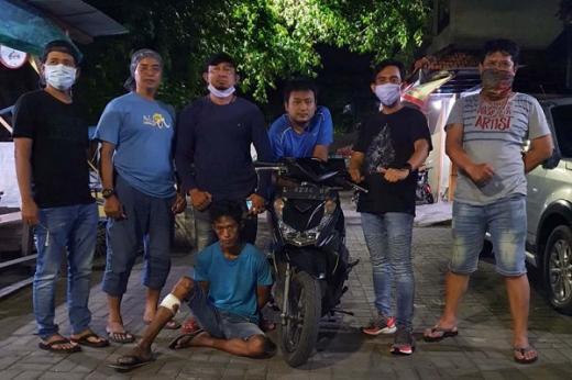 Curi Motor, Romadhon Ditembak Polisi di Bulan Ramadan