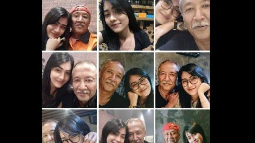 Sosok Mbah Kung, Kakek Sugiono Versi Indonesia yang Kini Terbaring Sakit