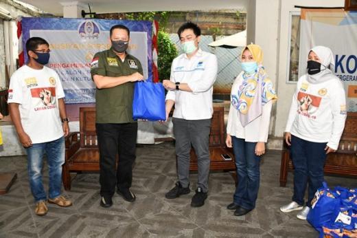 Bamsoet Berikan Bantuan ke Pergerakan Mahasiswa Islam Indonesia