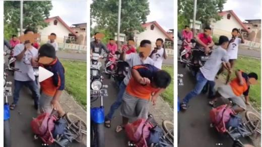 Pelaku Bully Bocah Penjual Gorengan Ditangkap, Kena Prank Polisi
