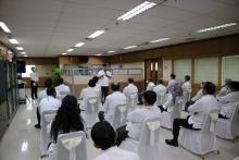 Halal Bihalal di Lingkup AKN III, Achsanul Qosasi: Jangan Pernah Iri Hati dan Dendam