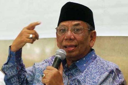 Hasyim Muzadi: Tidak Ada Alasan DPR Tak Menyetujui Tito Karnavian Jadi Kapolri