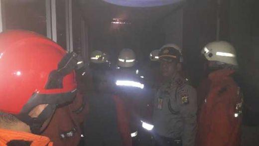 Tak Ada Dokumen Terbakar, Api di Nusantara 2 DPR Hanya di Plafon