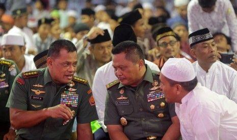 Panglima TNI: Ulama Indonesia Pemersatu Bangsa, Bukan Pemecah-belah