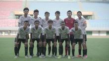 Timnas Indonesia Berada di Grup D
