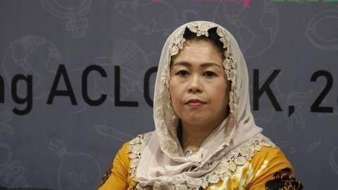 Ramai-ramai Putri Gus Dur Soroti Polisi Tangkap Pria di Malut soal Humor Gus Dur