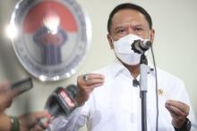 Menpora Minta Tribun Papua Yakinkan Masyarakat Indonesia Bahwa Papua Siap Jadi Tuan Rumah PON XX