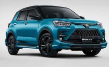 Toyota Resmi Jual Raize 1.200 cc, Harga Mulai Rp 202 Jutaan
