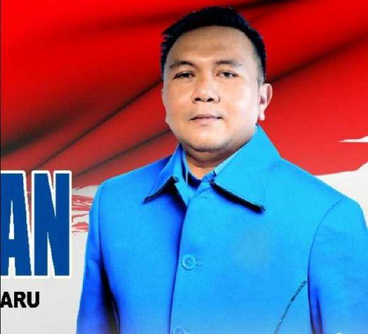 Caleg Demokrat DPRD Kota Pekanbaru Ade Gunawan, Siap Tampung Aspirasi dan Siap Berikan Solusi