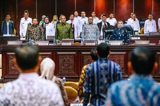 DPD RI Akan Kawal Aspirasi Daerah Sampai Masa Bakti Berakhir
