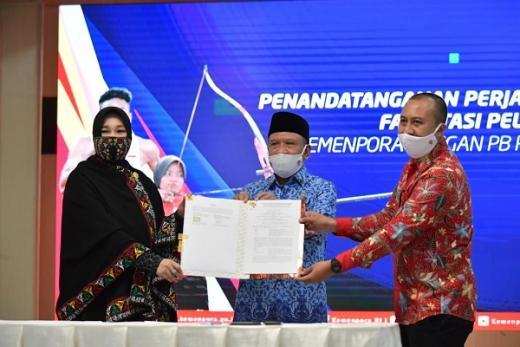 Komisi X DPR RI Akan Dorong Olahraga Dapat Bantuan Dana CSR