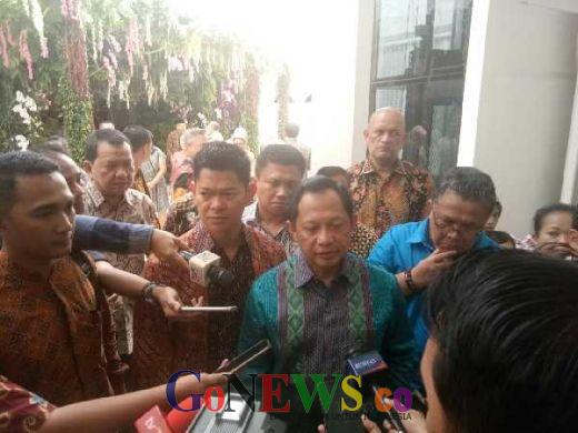 Meski Tahun Depan Tak lagi Ketua DPD, Kapolri Ingin OSO Tetap Mengabdi ke Negara