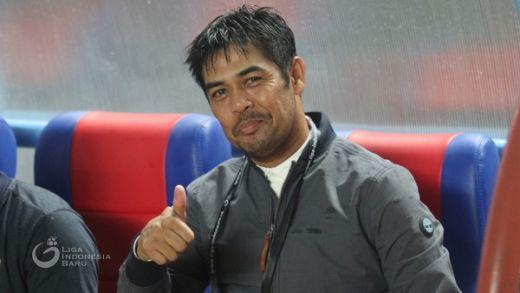 Nil Maizar Paham Permainan Semen Padang FC