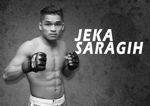 Jeka Saragih Hadapi John Manahan