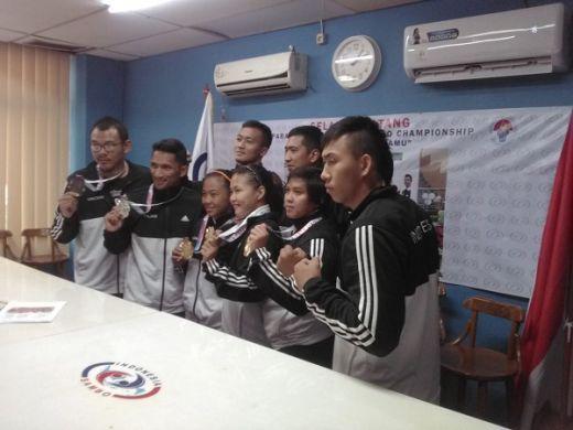 Dukungan TC  ke Uzbekistan Dibutuhkan Atlet Sambo Untuk Wujudkan Emas
