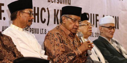 Said Aqil: Tidak Ada Potongan Saya Jadi Menteri