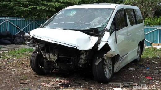 Kecelakaan di Tol Cipali, Hanafi Rais Terluka Parah