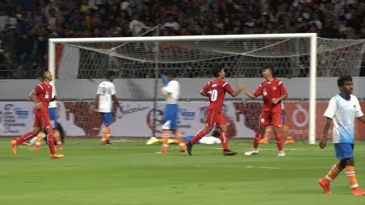 Indonesia Bantai Sri Lanka 8-0