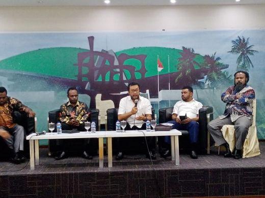 Yorris Raweyai Sebut Ada Pembatasan Peliputan Terkait Papua